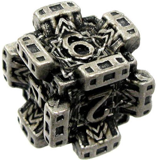 IronDie White Fortress Rare Single Die [Rare]
