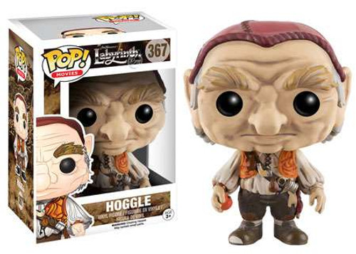 Funko Labyrinth POP! Movies Hoggle Vinyl Figure #367