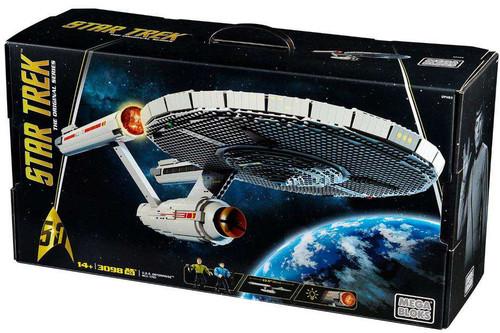 Mega Bloks Star Trek U.S.S. Enterprise NCC-1701 Set