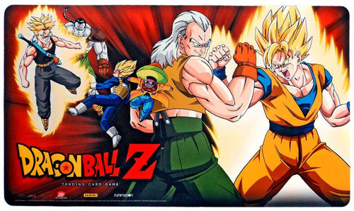Dragon Ball Z Play Mat