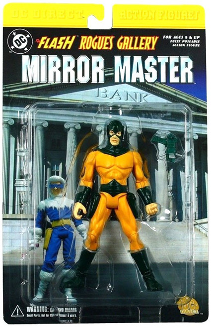 DC Rogues Gallery Mirror Master Action Figure