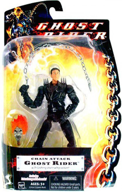 Ghost Rider Movie Chain Attack Ghost Rider Action Figure