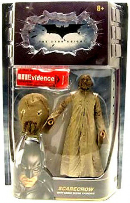 Batman The Dark Knight Crime Scene Evidence Scarecrow Action Figure