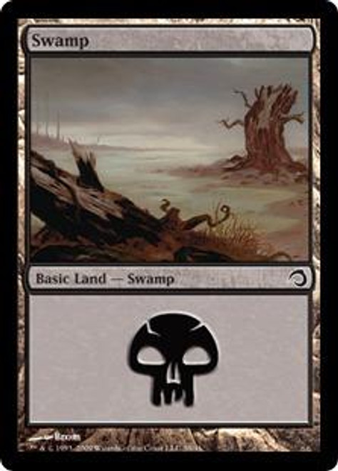 MtG Premium Deck Series: Slivers Basic Land Swamp [RANDOM Artwork]