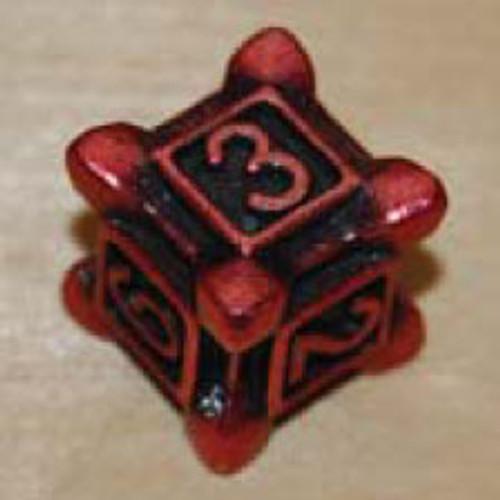 IronDie Red Swarm Common Single Die #64