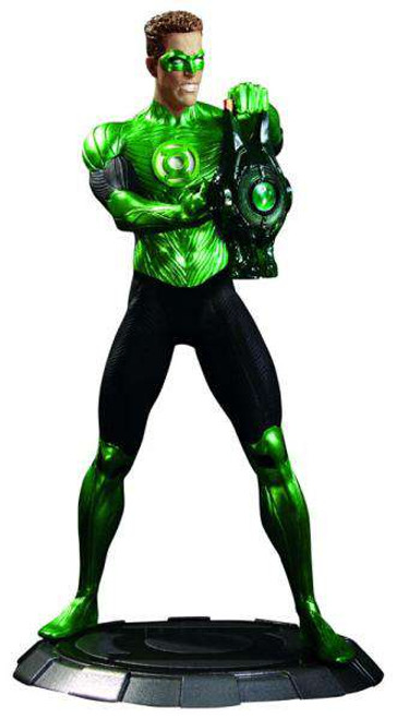 DC Green Lantern Movie Hal Jordan Maquette