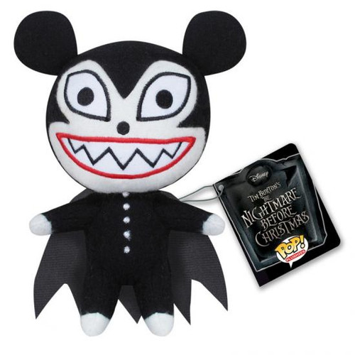 Funko Nightmare Before Christmas Vampire Teddy 5-Inch Plushie