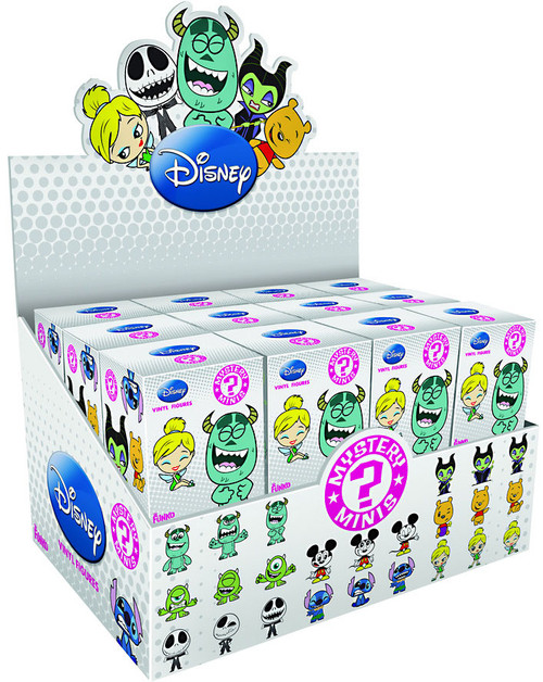 Funko Mystery Minis Disney Series 1 Mystery Box [24 Packs]