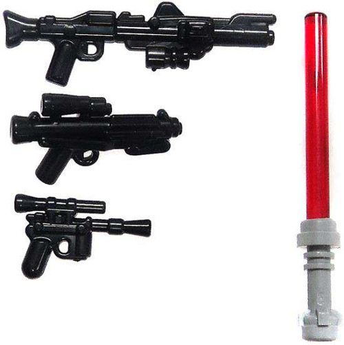 BrickArms Empire Strikes Back Battle Kit Exclusive 2.5-Inch Weapons Pack