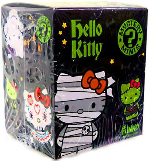 Funko Mystery Minis Hello Kitty Halloween Mystery Pack [1 RANDOM Figure]