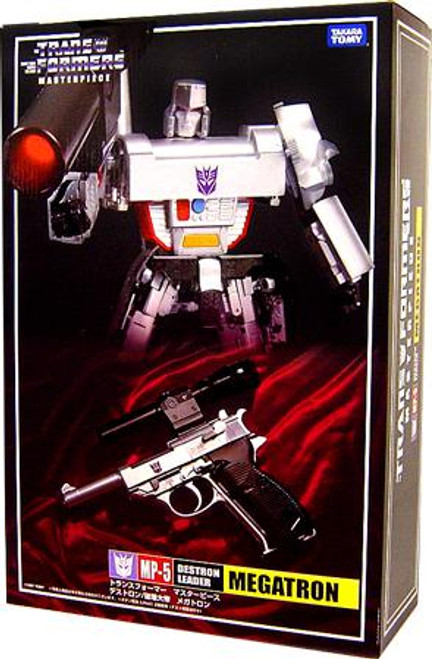 Transformers Japanese Masterpiece Collection Megatron Action Figure MP-05 [Loose]