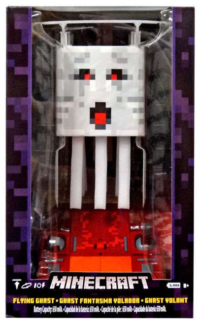 Minecraft Flying Ghast R/C Vehicle
