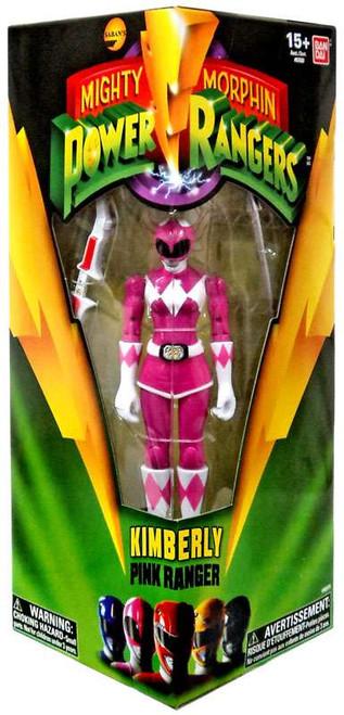 Mighty Morphin Power Rangers Kimberly Pink Ranger Action Figure