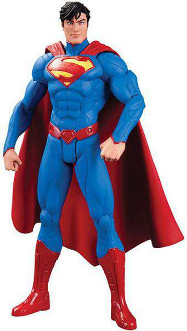 DC Justice League The New 52 Superman Action Figure [Loose]