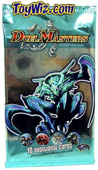 Duel Masters Card Game Base Set Booster Pack DM-01 [10 Cards]