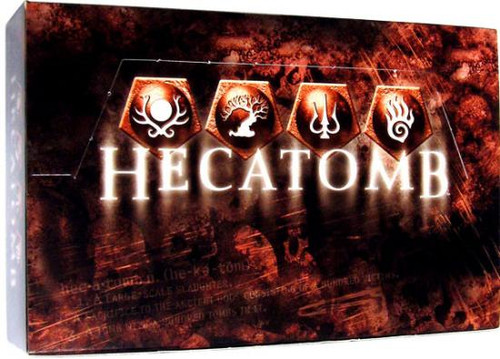 Hecatomb Trading Card Game Premiere Booster Box [24 Packs]