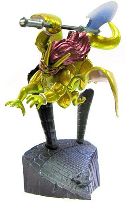 Dragon Quest V Monsters Gallery Chapter 3 Metallic Gold Golem PVC Figure [Chase Figure]