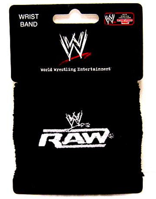 WWE Wrestling Superstar Sweatbands Raw Sweatband