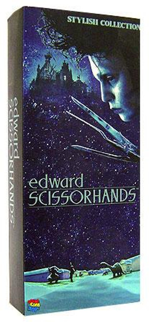 Stylish Collection Edward Scissorhands 9-Inch Collectible Figure