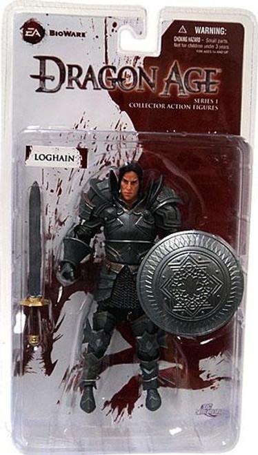 Dragon Age Origins Loghain Action Figure