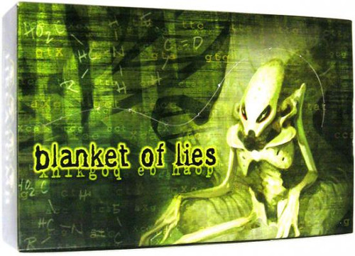 Hecatomb Trading Card Game Blanket of Lies Booster Box [24 Packs]