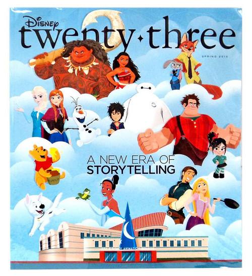 Disney Twenty Three Magazine [A New Era of Storytelling]