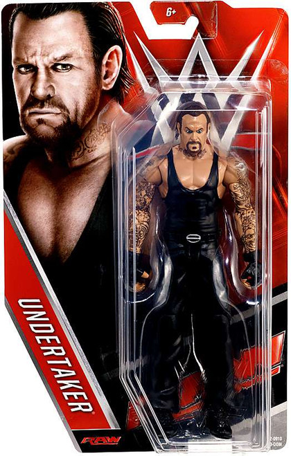 WWE Wrestling Series 63 Undertaker Action Figure