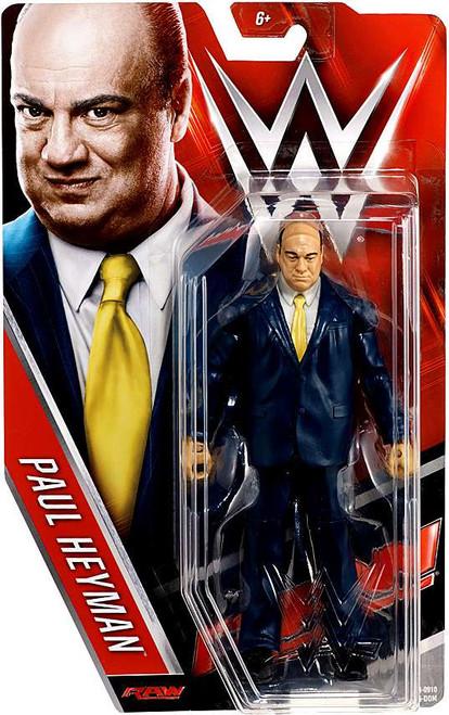 WWE Wrestling Series 63 Paul Heyman Action Figure