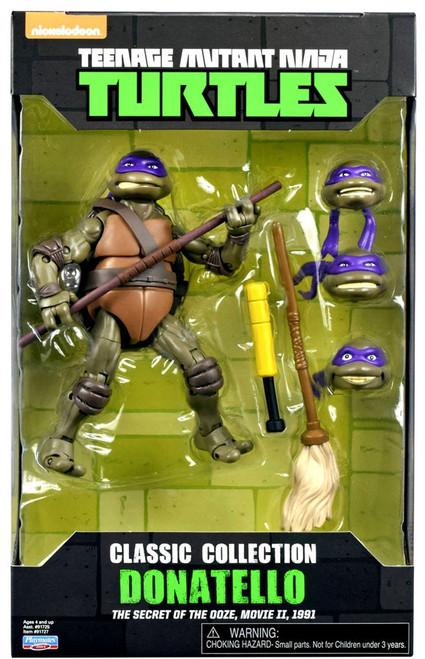 Teenage Mutant Ninja Turtles The Secret of the Ooze Classics Collection Donatello Exclusive Action Figure