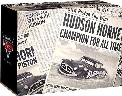 Disney / Pixar Cars Precision Series Dirt Track Fabulous Hudson Hornet Exclusive Diecast Car