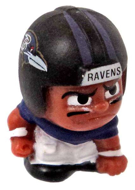 NFL TeenyMates Football Series 5 Linemen Baltimore Ravens Minifigure [Loose]