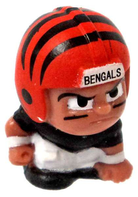 NFL TeenyMates Football Series 5 Linemen Cincinnati Bengals Minifigure [Loose]
