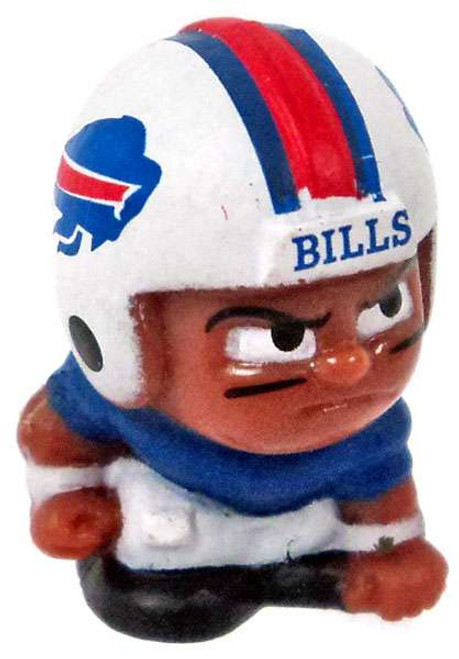 NFL TeenyMates Football Series 5 Linemen Buffalo Bills Minifigure [Loose]
