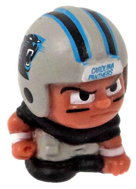 NFL TeenyMates Football Series 5 Linemen Carolina Panthers Minifigure [Loose]