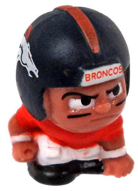 NFL TeenyMates Football Series 5 Linemen Denver Broncos Minifigure [Loose]