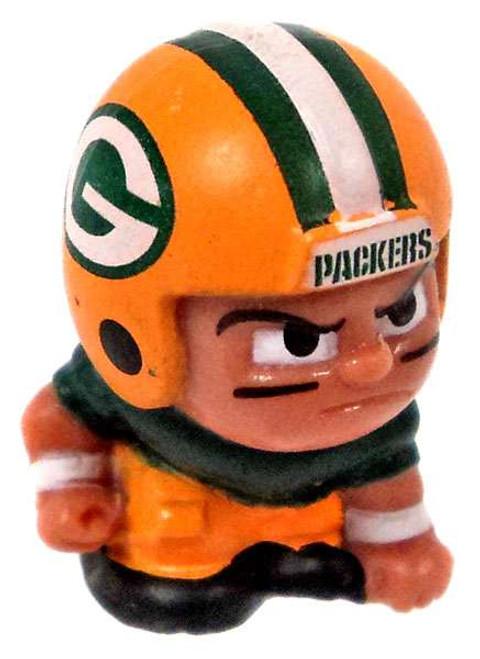 NFL TeenyMates Football Series 5 Linemen Green Bay Packers Minifigure [Loose]