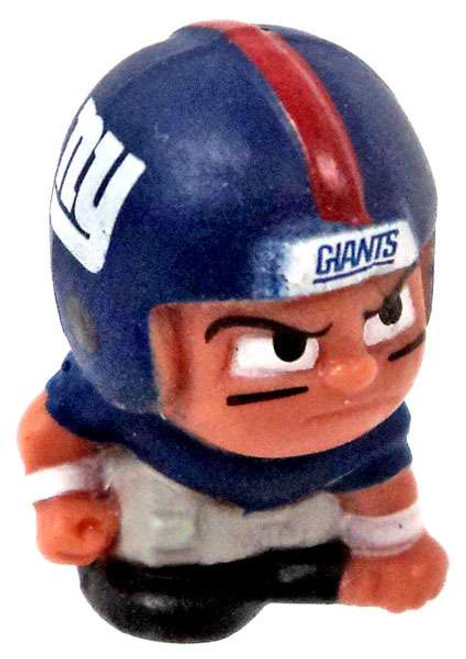 NFL TeenyMates Football Series 5 Linemen New York Giants Minifigure [Loose]