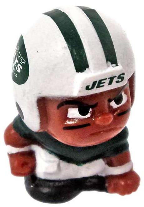 NFL TeenyMates Football Series 5 Linemen New York Jets Minifigure [Loose]