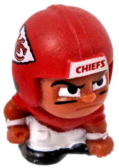 NFL TeenyMates Football Series 5 Linemen Kansas City Chiefs Minifigure [Loose]