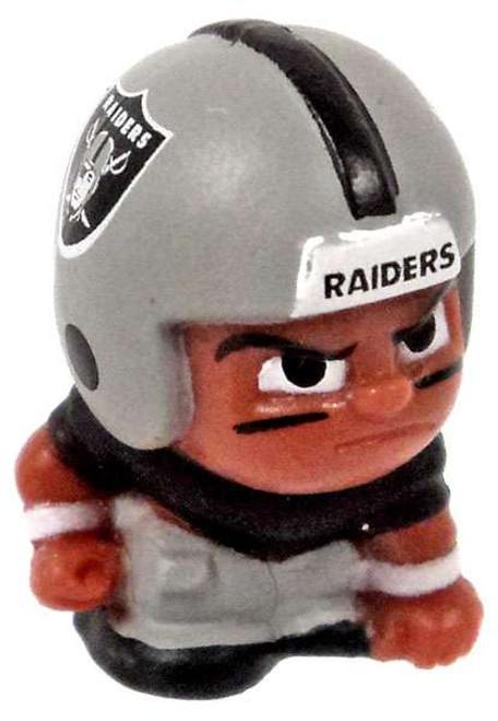 NFL TeenyMates Football Series 5 Linemen Oakland Raiders Minifigure [Loose]
