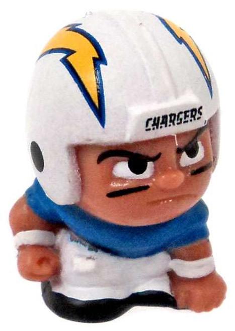 NFL TeenyMates Football Series 5 Linemen San Diego Chargers Minifigure [Loose]