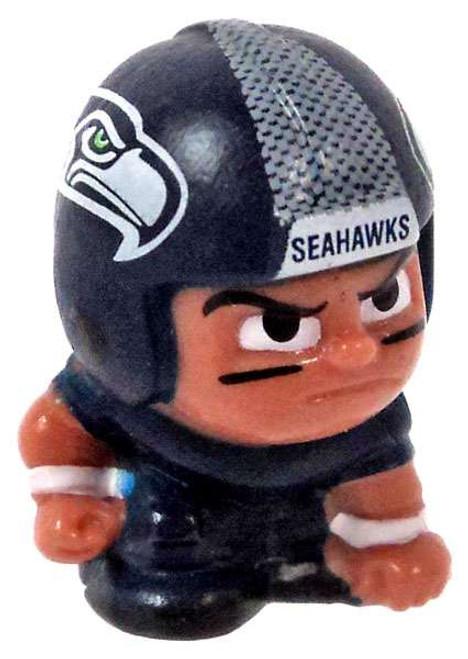 NFL TeenyMates Football Series 5 Linemen Seattle Seahawks Minifigure [Loose]