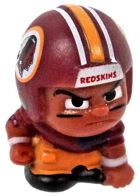 NFL TeenyMates Football Series 5 Linemen Washington Redskins Minifigure [Loose]