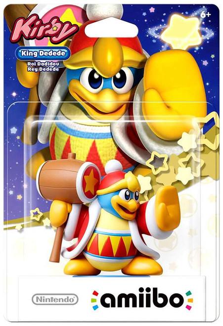 Nintendo Kirby Amiibo King Dedede Mini Figure
