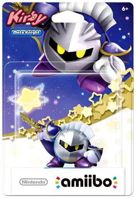 Nintendo Kirby Amiibo Meta Knight Mini Figure [Kirby]