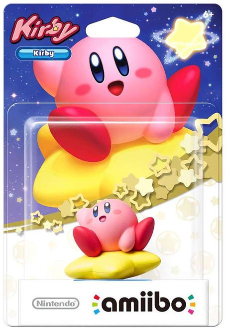 Nintendo Amiibo Kirby Mini Figure