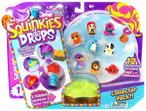 Season 1 Squinkies 'Do Drops Pencil Topper Pack 12-Pack