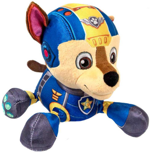 Paw Patrol Air Rescue Pups Pup Pals Chase Exclusive 7-Inch Plush