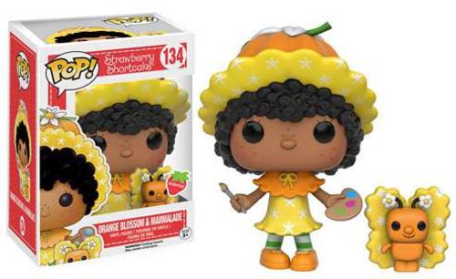 Funko Strawberry Shortcake POP! Animation Orange Blossom & Marmalade Vinyl Figure #134