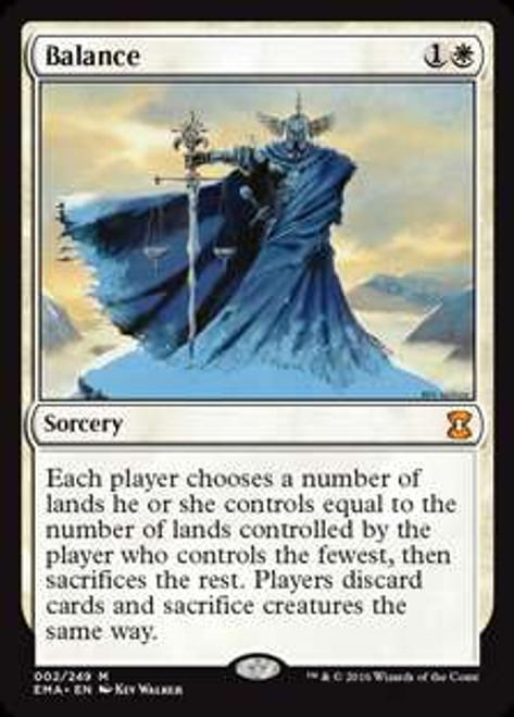 MtG Eternal Masters Mythic Rare Balance #2